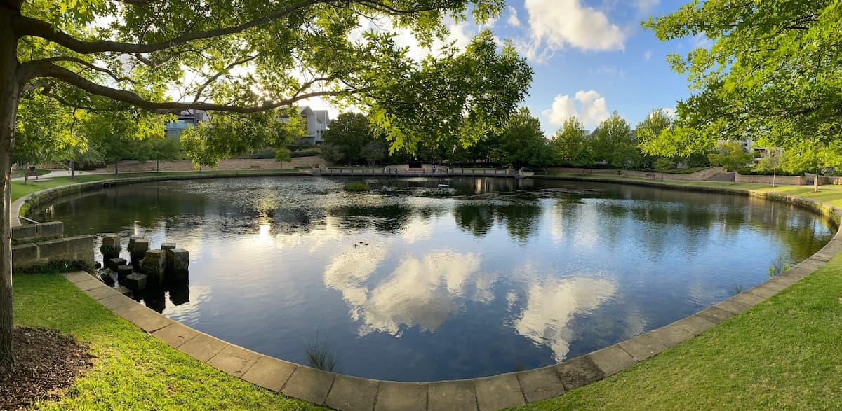 Lake Jualbup Shenton Park